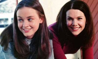gilmore girls trailer
