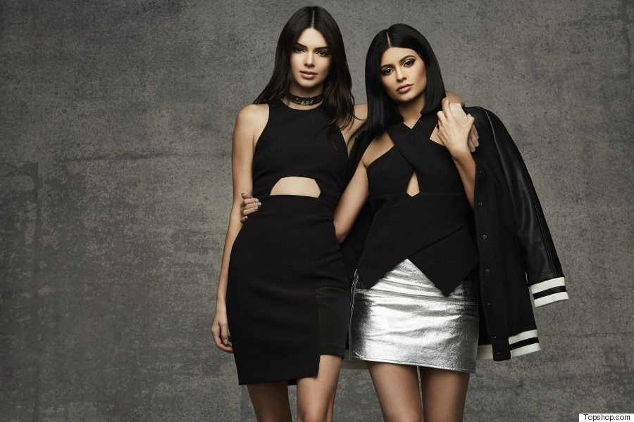 ea10c935ac11f Kendall and Kylie Jenner Successfully Launch Clothing Line ...