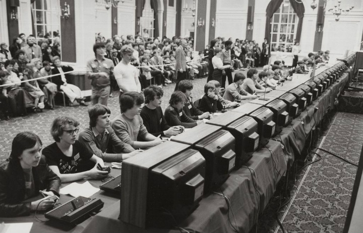National Space Invaders Championship