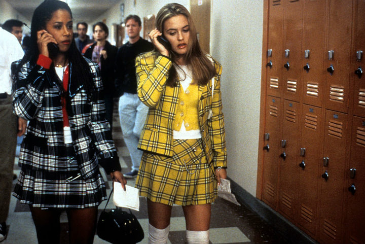 Clueless, movie mistakes
