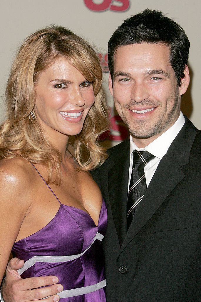Eddie Cibrian and wife Brandi Glanville