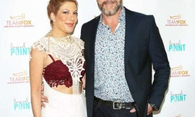 Tori Spelling welcomes new baby