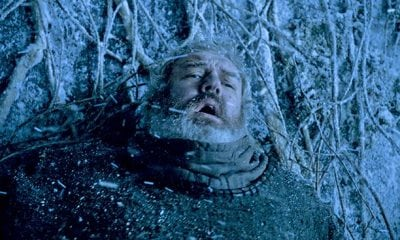 The death of Hodor