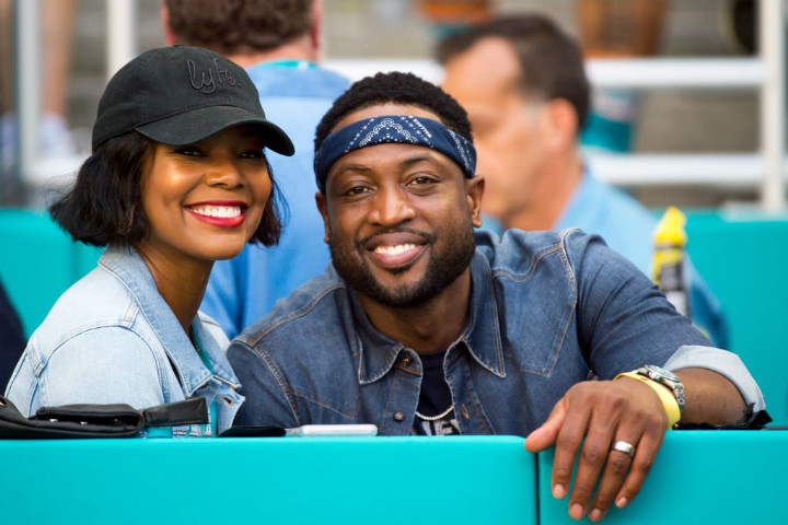 Dwayne Wade and Gabrielle Union relationship