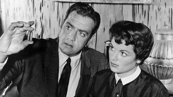 perry mason facts - raymond burr barbara hale
