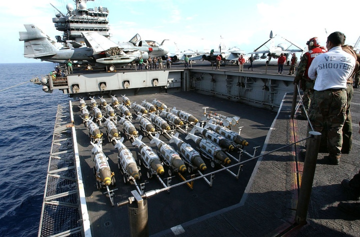No One Thought These U S  Navy Weapons Were Possible