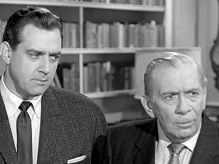 ray collins perry mason raymond burr