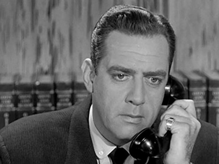 telephone call perry mason