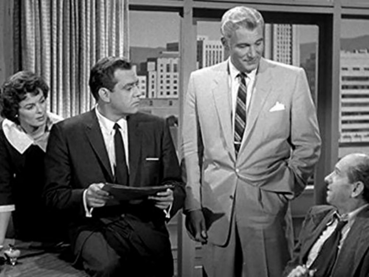 los angeles perry mason filming