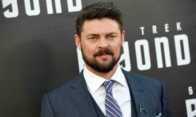 Karl Urban Batman