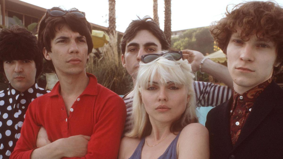 blondie debbie harry chris stein break up rock punk new wave reggae band broke up