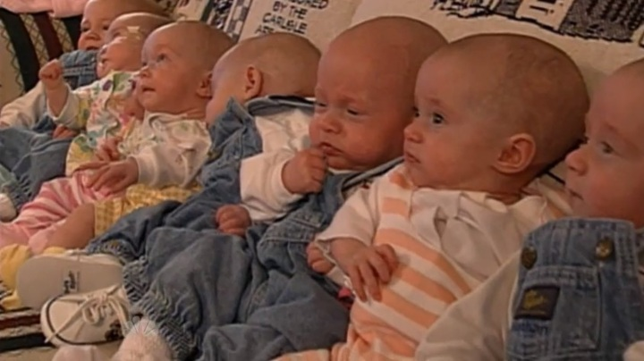 first surviving septuplets