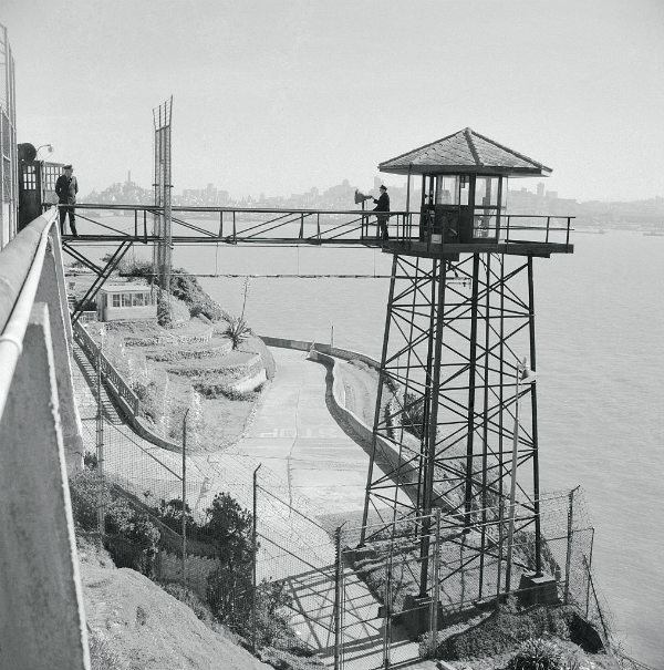 tower alcatraz escape