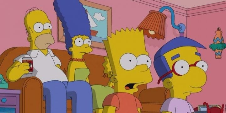 simpsons predictions predicted marge homer lisa bart maggie family scary shocking eerie creepy
