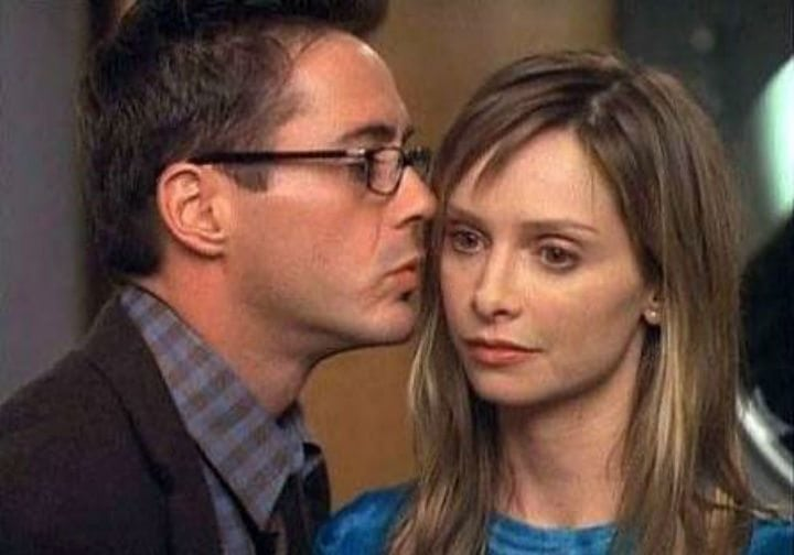 ally mcbeal disappeared favorite show robert downey jr