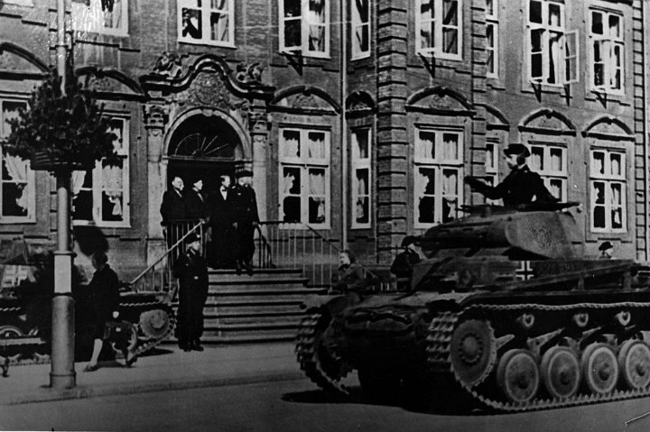 Belgium Occupation