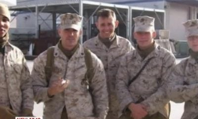 chris lawrence friends marines iraq war united states marines