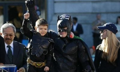 batkid batman ed lee san francisco miles scott