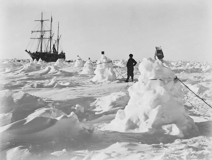 Shackleton's Imperial Trans-Antarctic Expedition