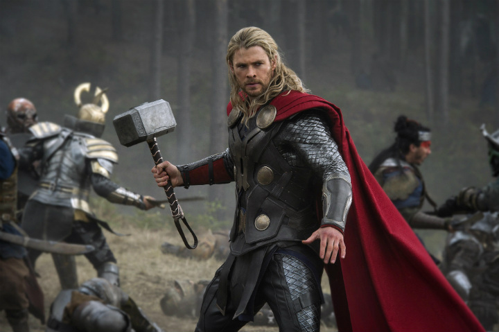 thor marvel vikings