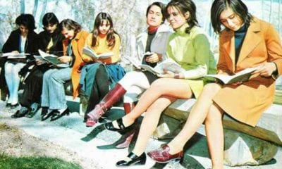 iranian women iran old pictures tehran university
