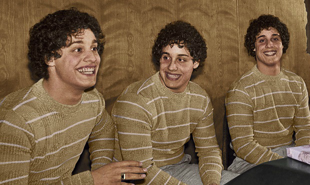 identical triplets