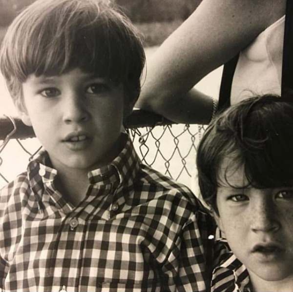 Anderson Cooper and brother