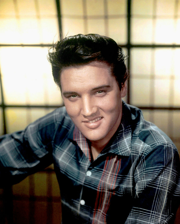 Elvis Presley During the Making of King Creole