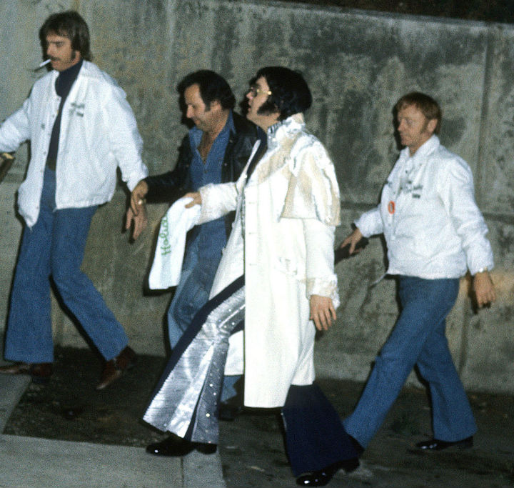 Elvis Presley and His Bodyguards