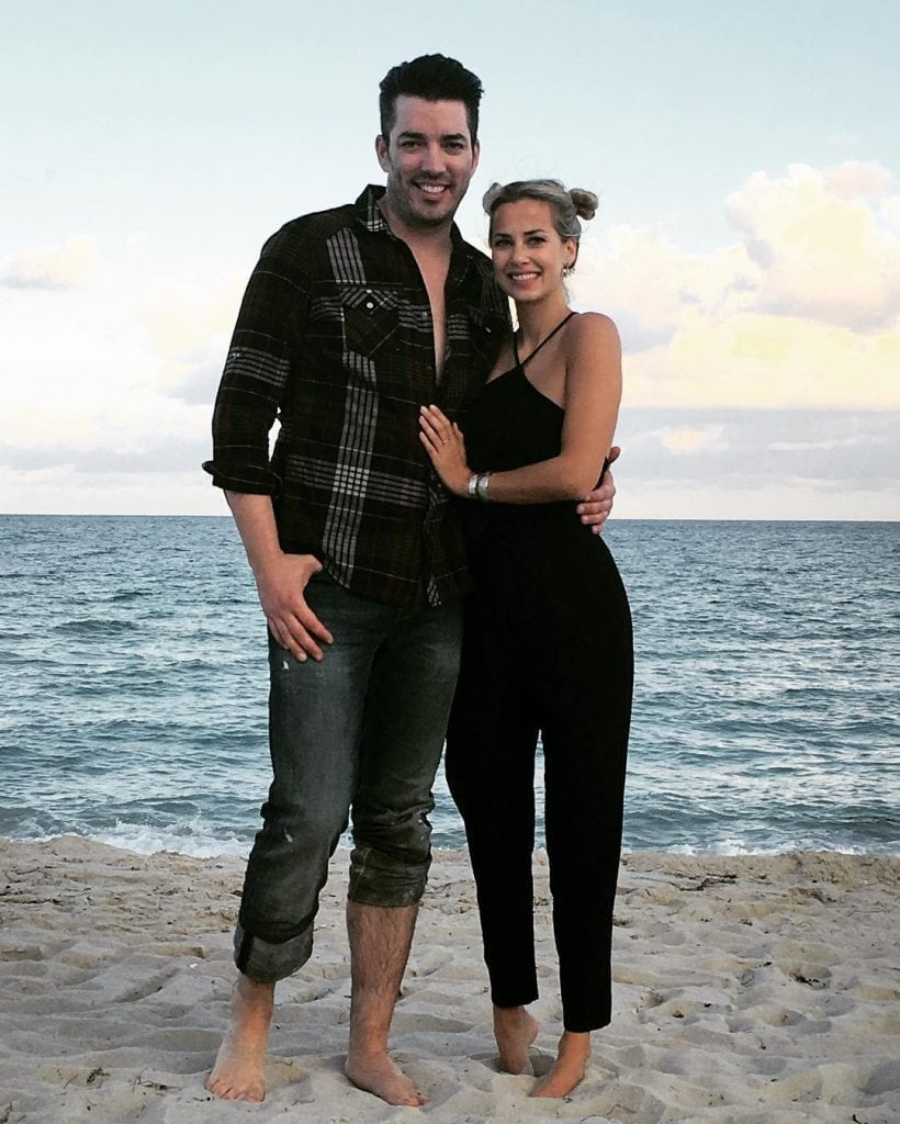 Jonathan Scott girlfriend