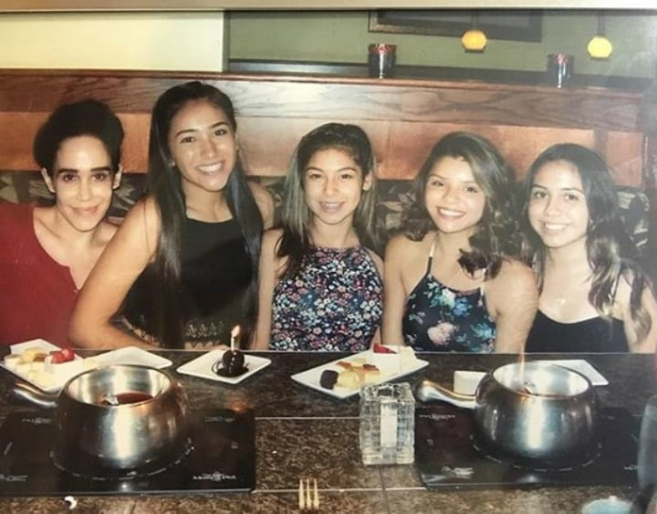Natalie Suleman's Four Daughters
