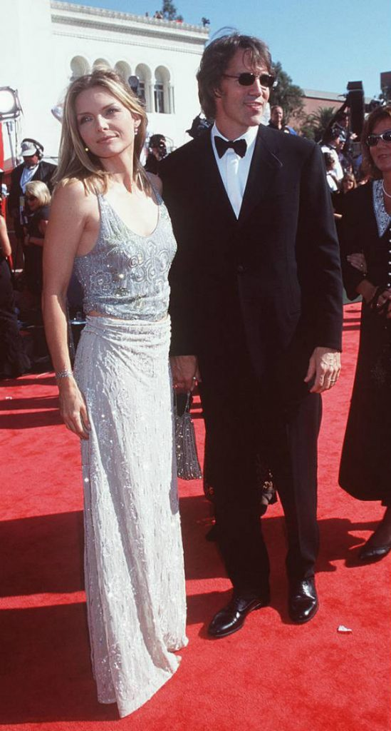 Michelle Pfeiffer and David Kelly