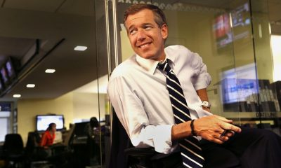 Brian Williams in office