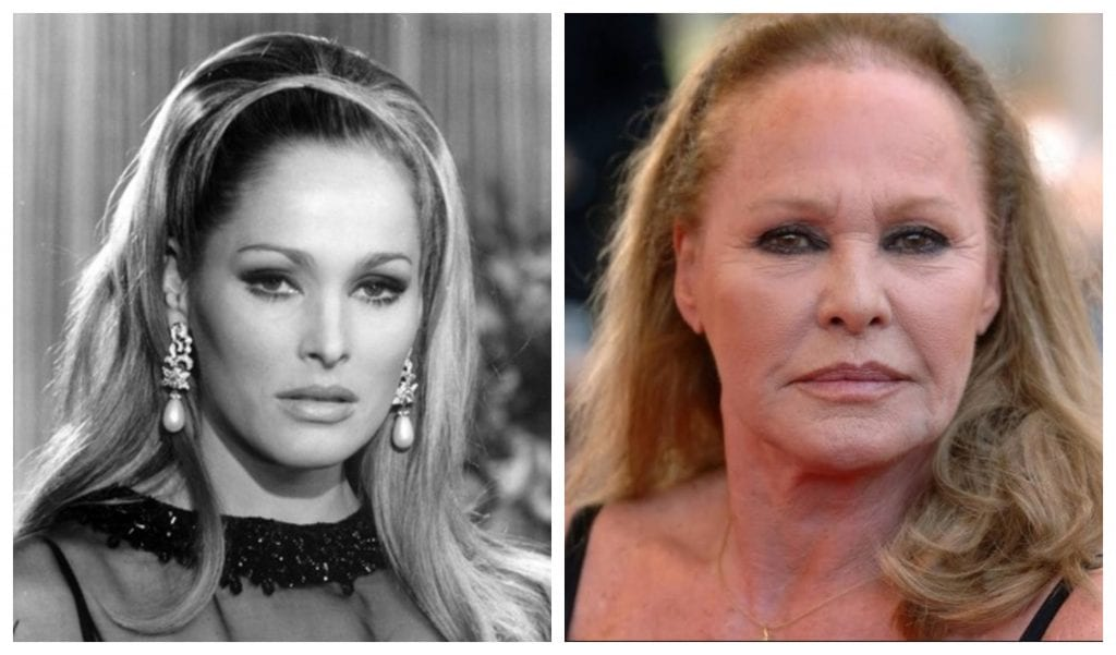 iconic women of the '60s - Ursula Andress