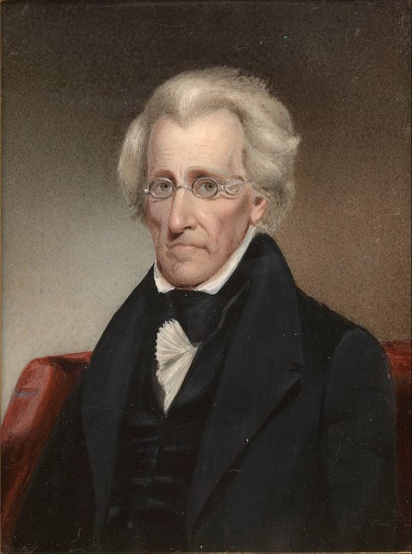 Andrew Jackson, richest US presidents