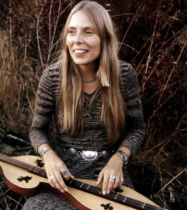 Joni Mitchell celebrity hippies