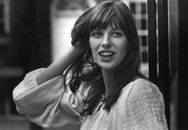 Jane Birkin - celebrity hippies story