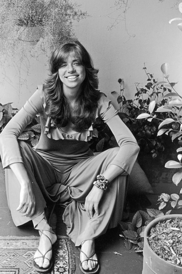 Carly Simon celebrity hippies