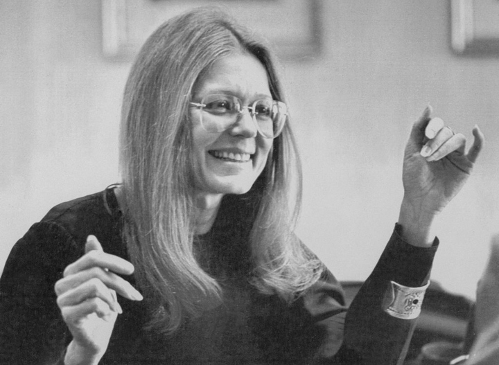 Gloria Steinem celebrity hippies