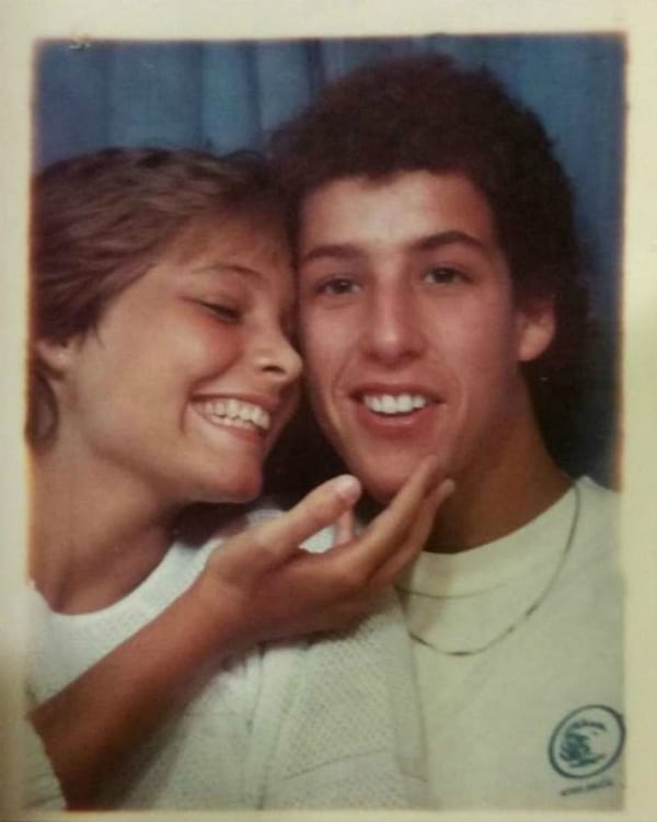 dated, Adam Sandler