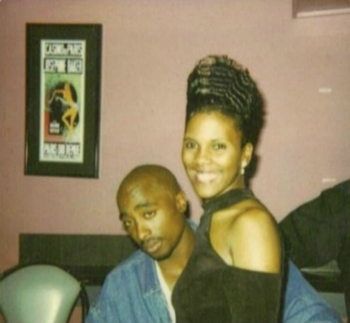 dated, Tupac Shakur