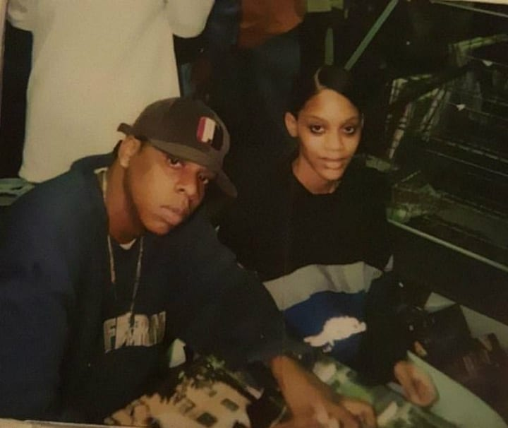 dated, Jay Z