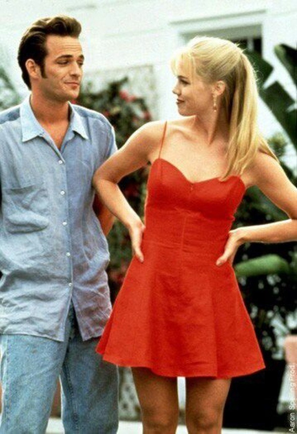 Beverly Hills, 90210 and its Storied History On Set and Off