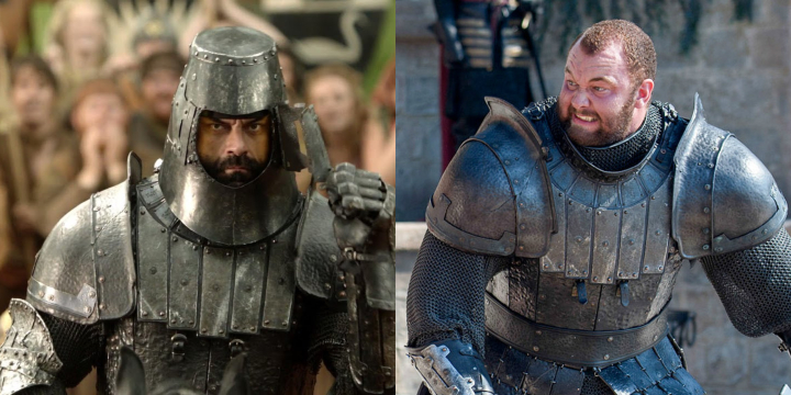 Gregor Clegane, The Mountain