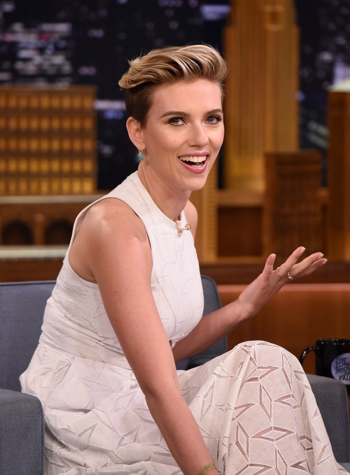 Scarlett Johansson highest paid actors