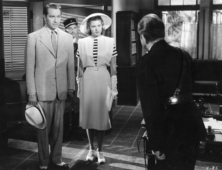 Casablanca - movie to tv adaptation