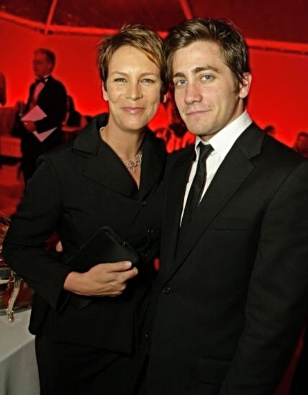 jake gyllenhaal Jamie Lee Curtis