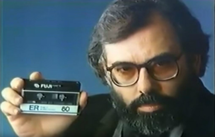 commercial, Francis Ford Coppola
