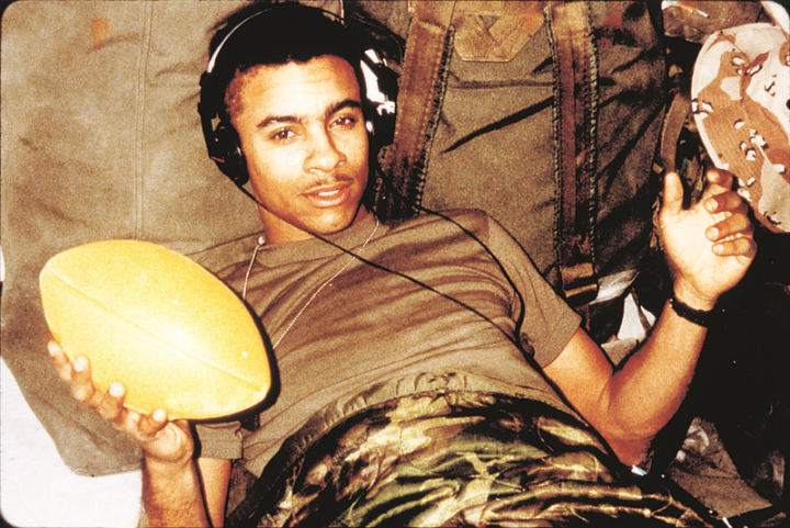 Shaggy in Marines Celebrities history