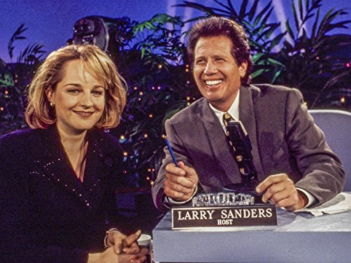 larry sanders helen hunt